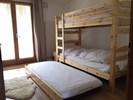 3ème couchage dans chambre enfants100x100